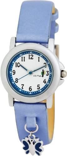 Cactus Kinder-Armbanduhr Analog Plastik Violett CAC-56-L04