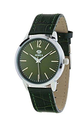 RELOJ MAREA Herrenuhr b41157 4 Armband Leder