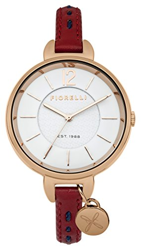 Fiorelli Damen Armbanduhr Analog Quarz FO004RRG