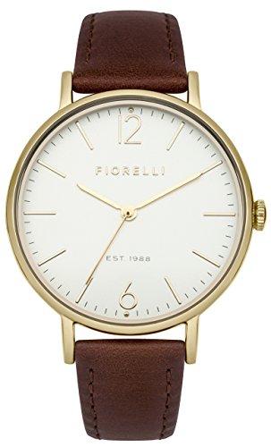 Fiorelli Damen Armbanduhr Analog Quarz FO005TG
