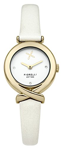 Fiorelli Damen Armbanduhr Analog Quarz FO009WG
