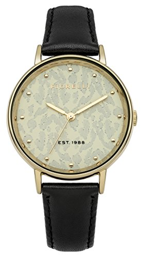 Fiorelli Damen Armbanduhr Analog Quarz FO010BG