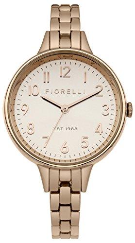 Fiorelli Damen Armbanduhr Analog Quarz FO012RGM