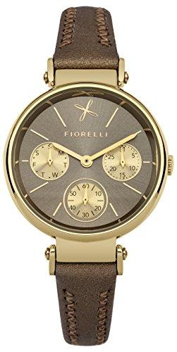 Fiorelli Damen Armbanduhr Analog Quarz FO013TG