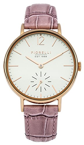 Fiorelli Damen Armbanduhr Analog Quarz FO018PRG