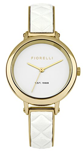 Fiorelli Damen Armbanduhr Analog Quarz FO021WG