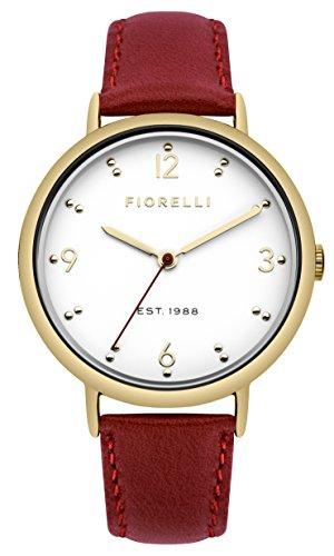 Fiorelli Damen Armbanduhr Analog Quarz FO024R