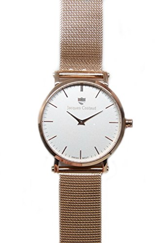 JACQUES COSTAUD DOLCE VITA LUSSO Rose Gold JC L2RGWS02 Mens Watch