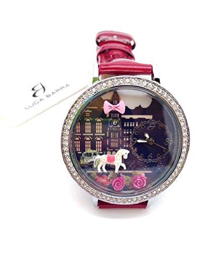 BW120 Luca Barra Damen Uhr mit Zifferblatt 3d