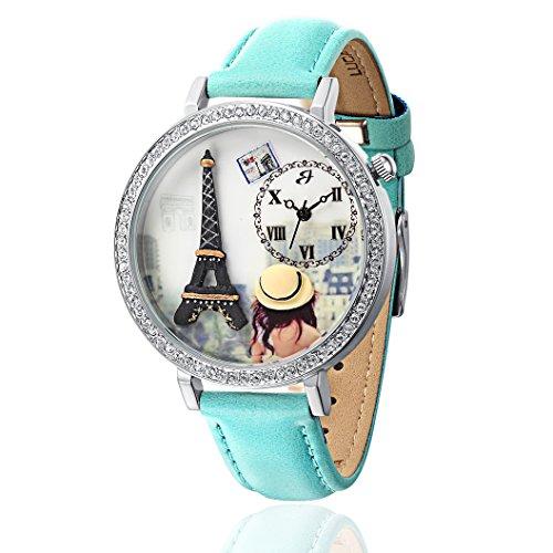 BW149 Luca Barra Uhr Damen Eiffel