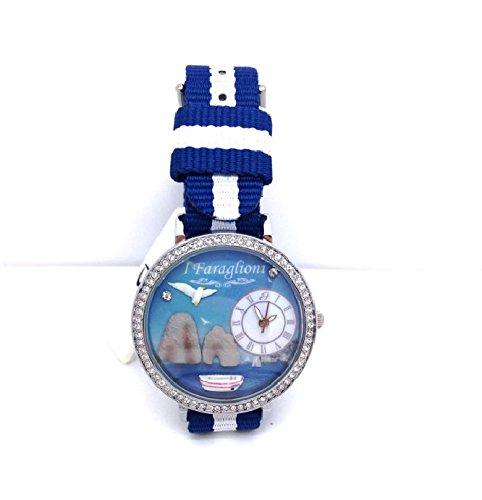 BW153 Luca Barra Uhr Damen Die Faraglioni