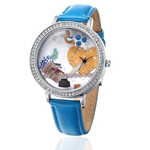 bw156 Luca Barra Uhr Damen Liebesbrief