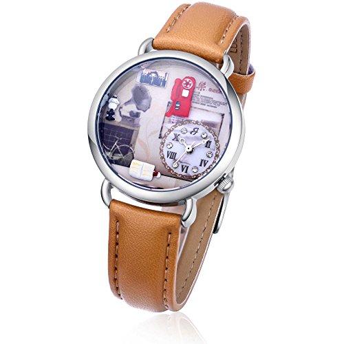 Uhr nur Zeit Damen Luca Barra Trendy Cod lbbw184
