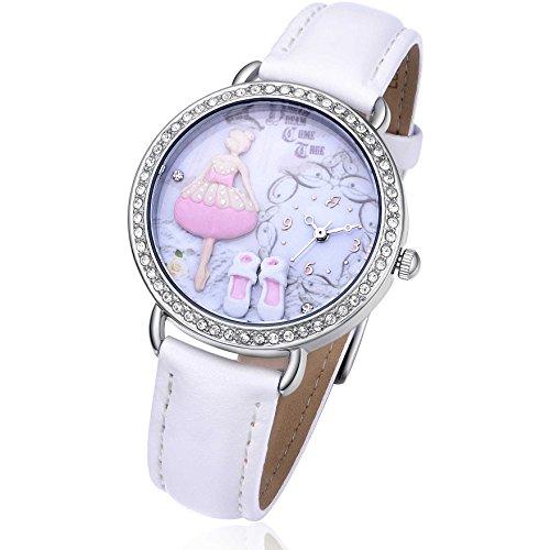 Uhr nur Zeit Damen Luca Barra Trendy Cod lbbw186
