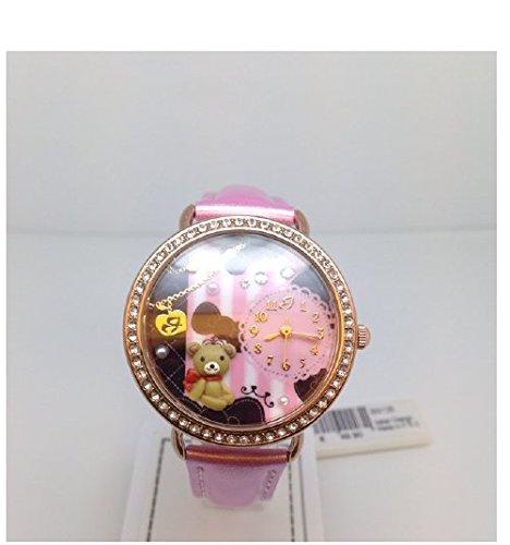 Uhr mit IP PINK und Pink Baer