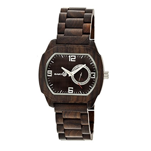 Earth Armbanduhr Analog Holz ETHEW2102 dark brown