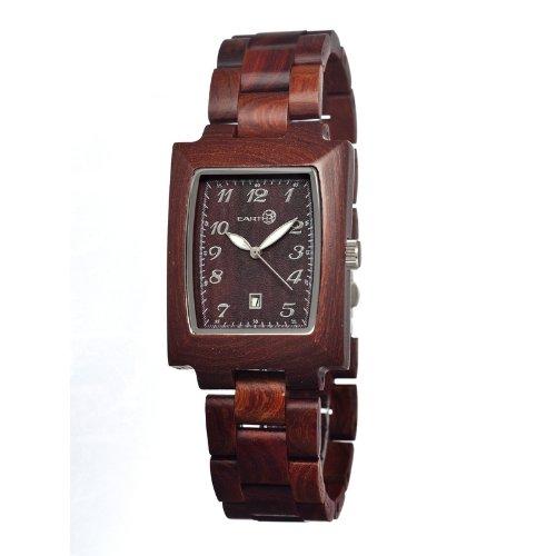 Earth Sego03 Cork Armbanduhr