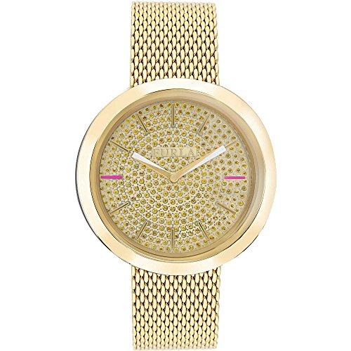 Furla Uhr nur Zeit Damen Caribe r4253103501