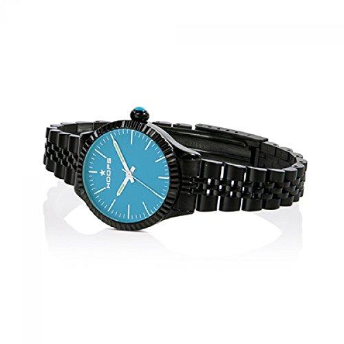 2560lab 03 Hoops Uhr Damen Luxury Noir