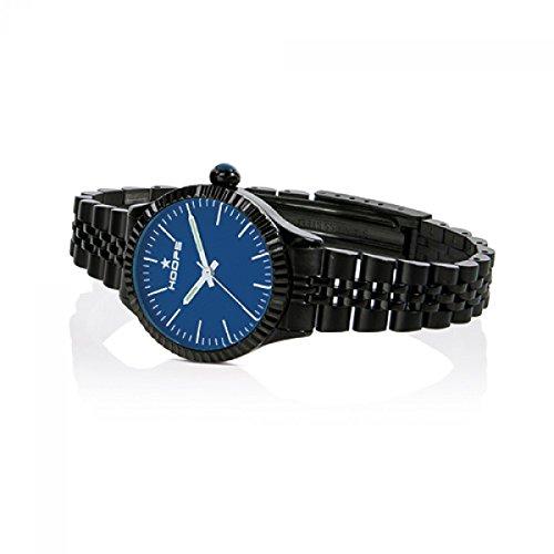 2560lab 04 Hoops Uhr Damen Luxury Noir