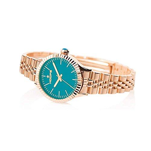 2560lga 13 Hoops Uhr Damen Luxury Gold lackiert