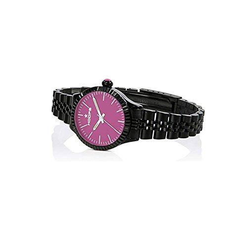 Armbanduhr Luxus Noir Fuchsia 2560lab 01 hoops