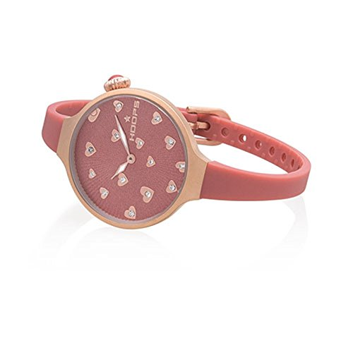 Uhr Damen Icon Hearts Pink 2562ll 05 Hoops