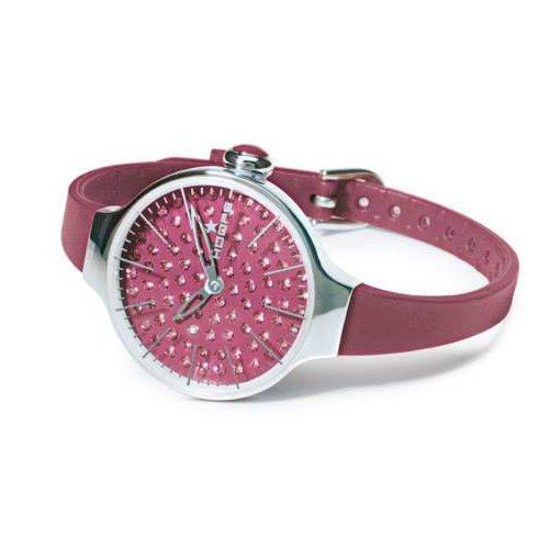 HOOPS Uhren Cherie Diamond zeit Violetta 2483ld 06