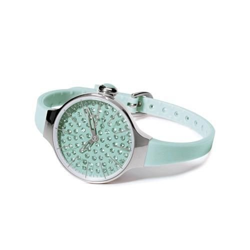 HOOPS Uhren Cherie Diamond Damen Aquamarin 2483ld 09