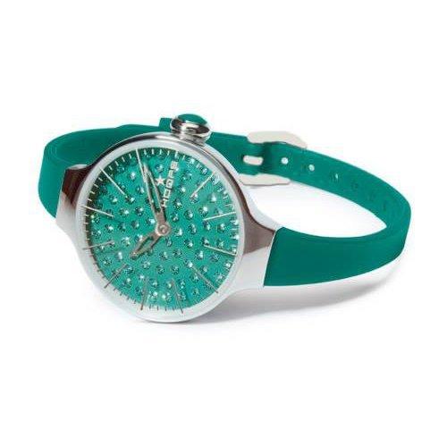 HOOPS Uhren Cherie Diamond zeit Gruen 2483ld 05