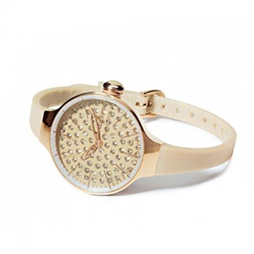 HOOPS Uhren Cherie Diamond Gold zeit Beige 2483lgd 02