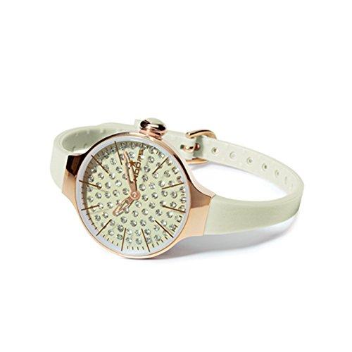 HOOPS Uhren Cherie Diamond Gold zeit Weiss 2483lgd 01