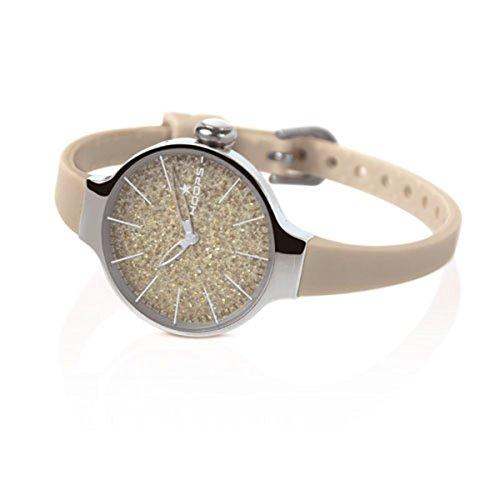 HOOPS Uhren Cherie Glitter zeit Grau 2483LH 03