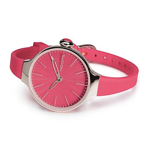 HOOPS Uhren CHERIE SILVER Damen 2483L 16