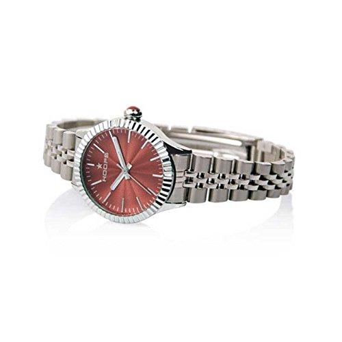 HOOPS Uhren Luxury zeit Braun 2560l 01