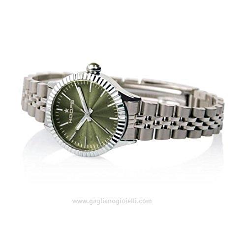 HOOPS Uhren Luxury zeit Gruen 2560l 04