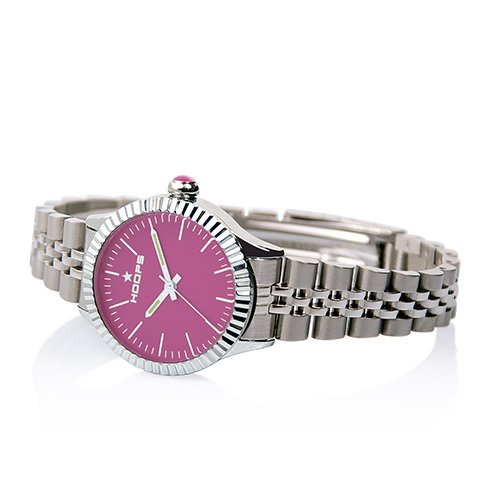 HOOPS Uhren Luxury zeit Fuchsia 2560LA 09