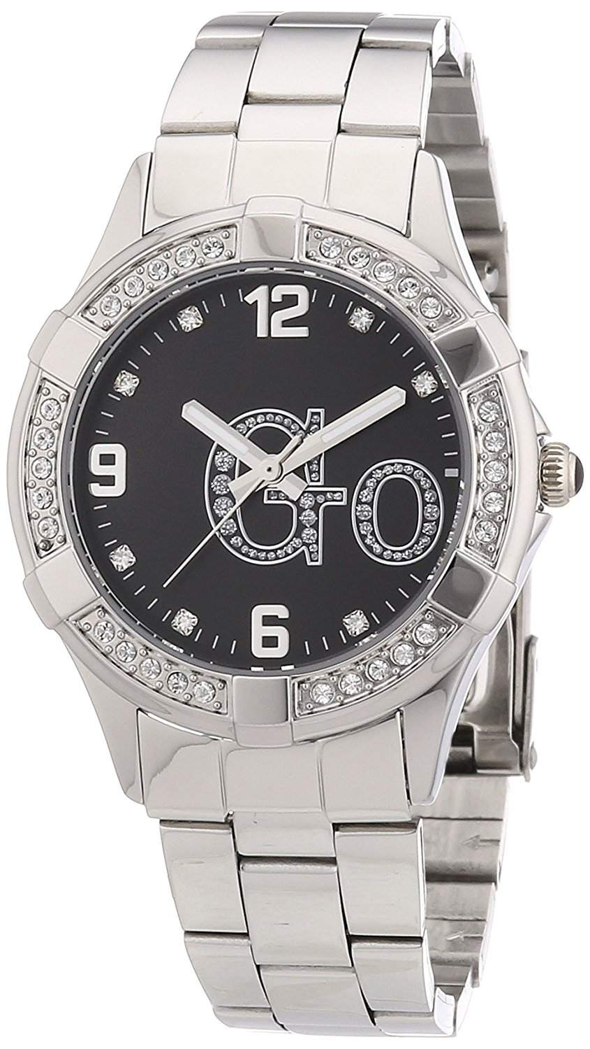 GO Girl Only Damen-Armbanduhr Analog Alloy 694450