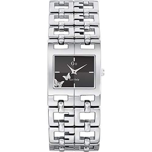 GO Girl Only Damen-Armbanduhr Analog Messing 694512