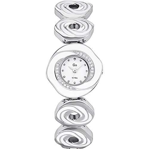 GO Girl Only Damen-Armbanduhr Analog Messing 694568