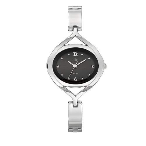 Go Girl Only Damen-Armbanduhr Analog Quarz Silber 694603