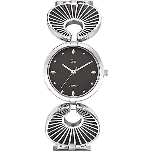 GO Girl Only Damen-Armbanduhr XS Analog Quarz Messing 694699