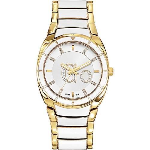 Go Girl Only Damen-Armbanduhr Analog Quarz Weiss 694800