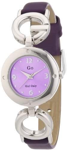 GO Girl Only Damen-Armbanduhr XS Analog Leder 697390