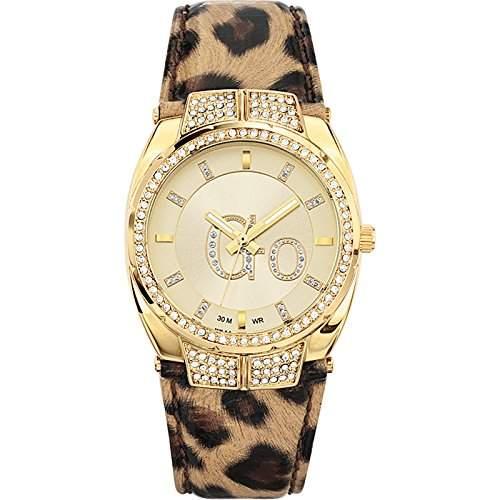 Go Girl Only Damen-Armbanduhr Analog Quarz Mehrfarbig 698228