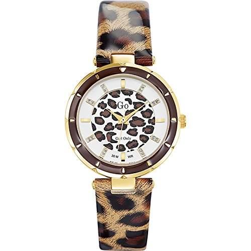 Go Girl Only Damen-Armbanduhr Analog Quarz Mehrfarbig 698267