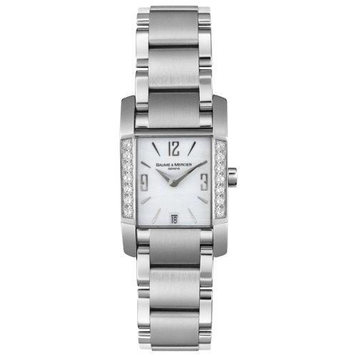 Baume Mercier Damen 8739 Diamant Diamond Watch