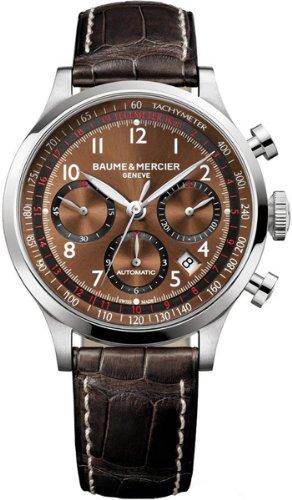 Baume Mercier Capeland Herren Armbanduhr 10083
