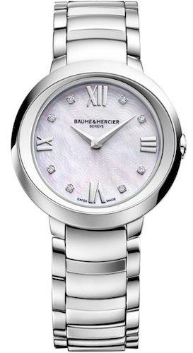 Baume Mercier M0A10158 wt Damen Armbanduhr