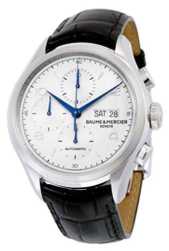 Herren armbanduhr Baume Mercier MOA10123
